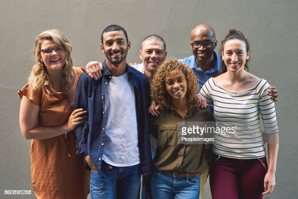 friends all grouped together - ethnicity stock pictures, royalty-free photos & images
