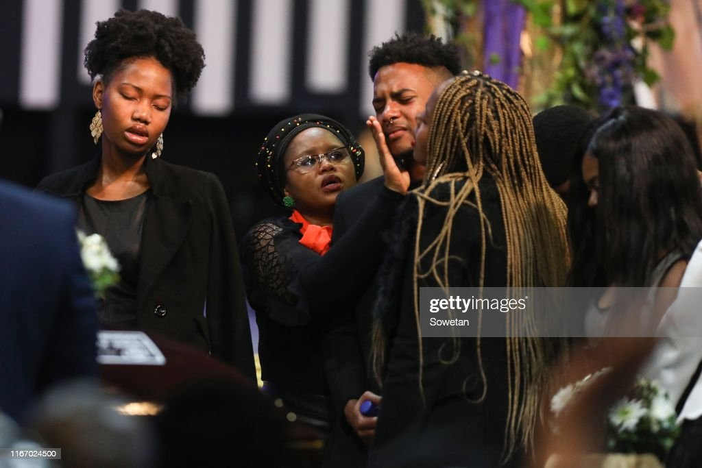 Friends And Fellow Students Of Murdered University Of Cape Town News Photo Getty Images