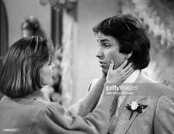 """Friends And Lovers"""" - Airdate: September 18, 1984. MARY CADORETTE;JOHN RITTER"""