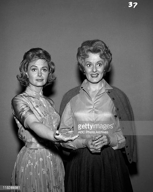SHOW 'Friends And Neighbors' BehindtheScenes Coverage Airdate April 4 1963 DONNA