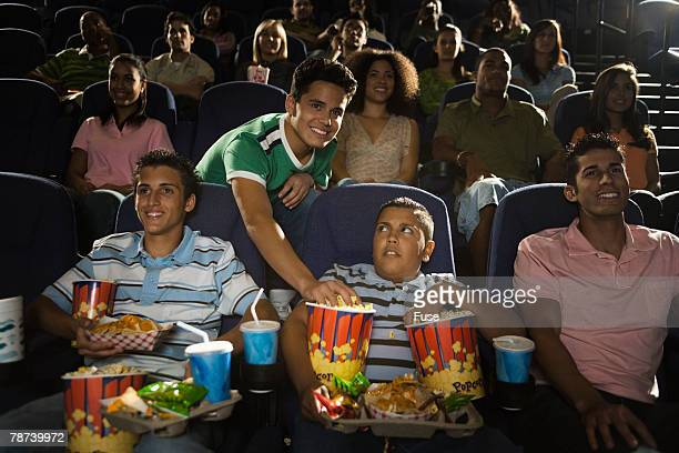 Friends at the Movies