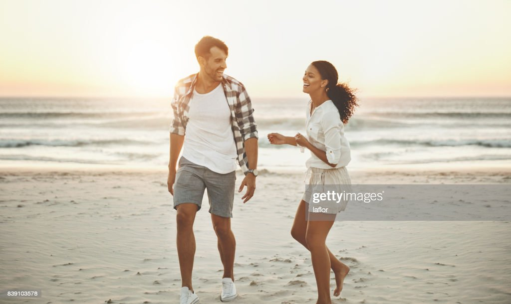 Friends first, lovers second! : Stock Photo