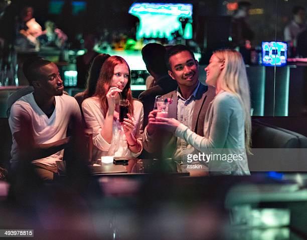 ご友人とのお集まりに、クラブ