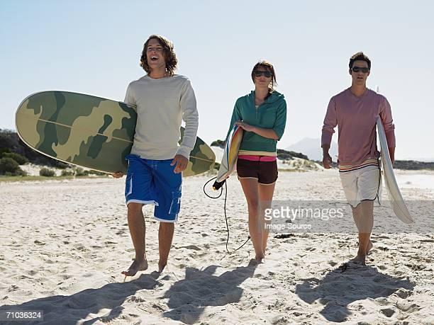Freunde Surfen