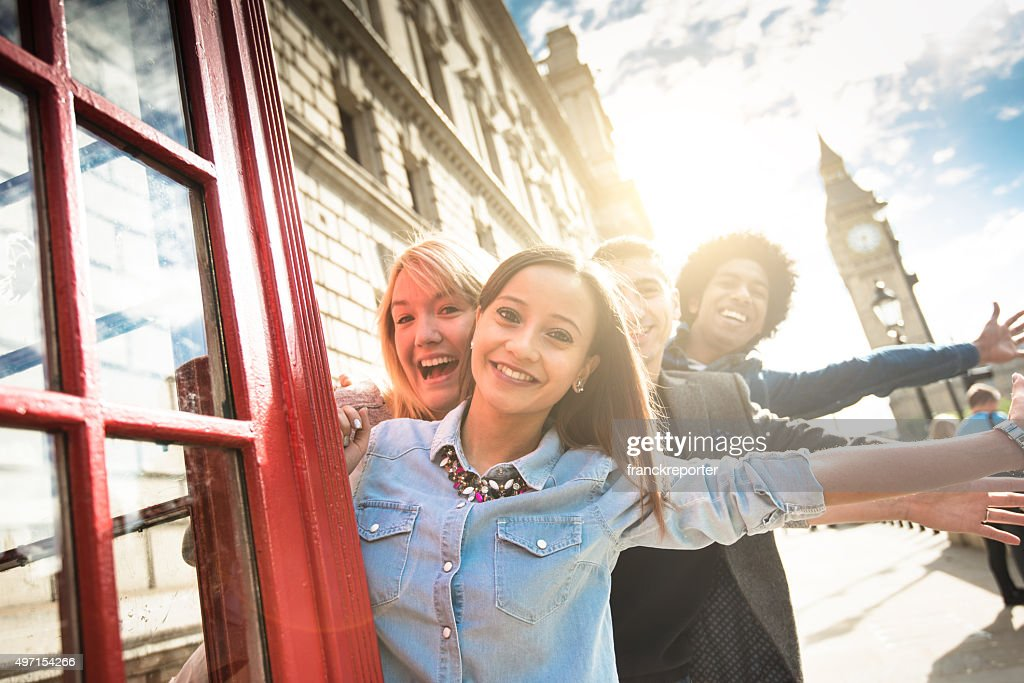 Friends have fun togetherness : Stock Photo
