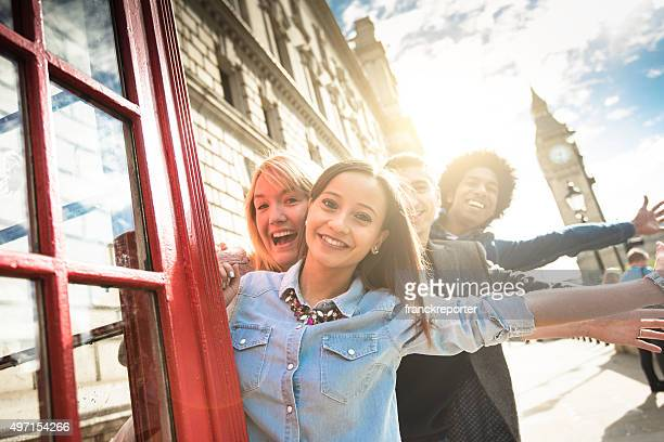 friends have fun togetherness - english stock photos and pictures