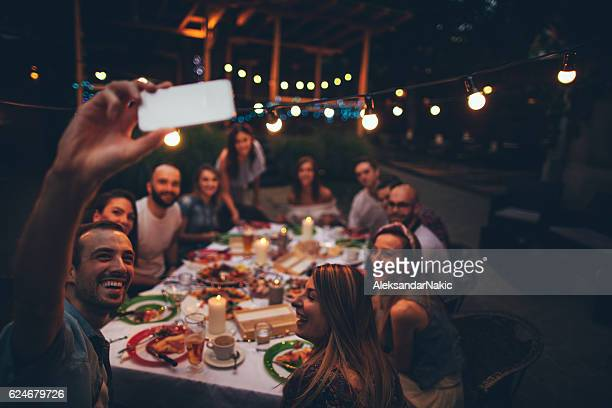 friends in a local bistro - group of objects stock photos and pictures