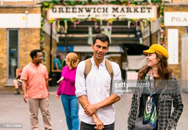 friends in greenwich - greenwich london stock pictures, royalty-free photos & images