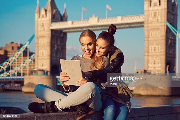 Friends in London