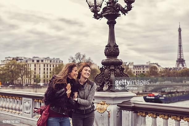 À Paris entre amis