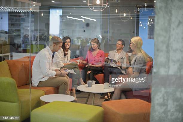 friends on a break - convenience stock photos and pictures