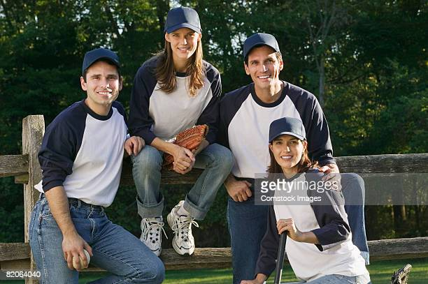 friends on baseball team - baseball team stock pictures, royalty-free photos & images