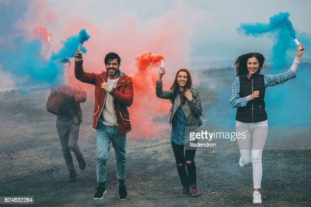 60 Top Smoke Bomb Pictures Photos Images