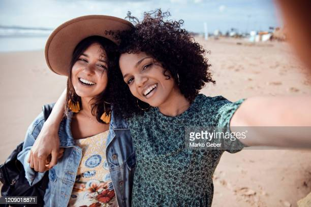friends taking a selfie - travel stock pictures, royalty-free photos & images