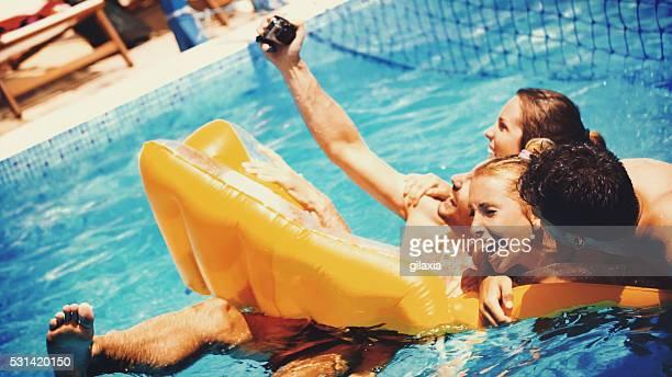 撮りご友人とご一緒にプールを承っております。