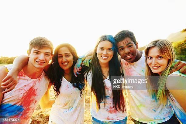 Friendship bringt Farbe ins Leben