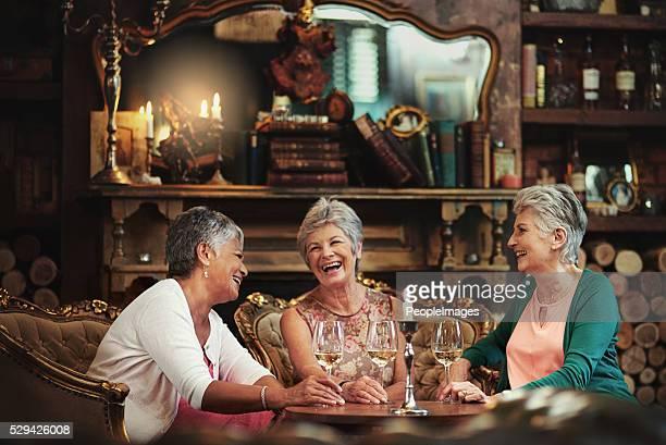 L'amitié, l'âge d'or du meilleur des années