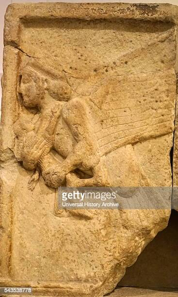 Frieze from the Harpy Tomb from the city of Xanthos capital of ancient Lycia Dated 470 BC