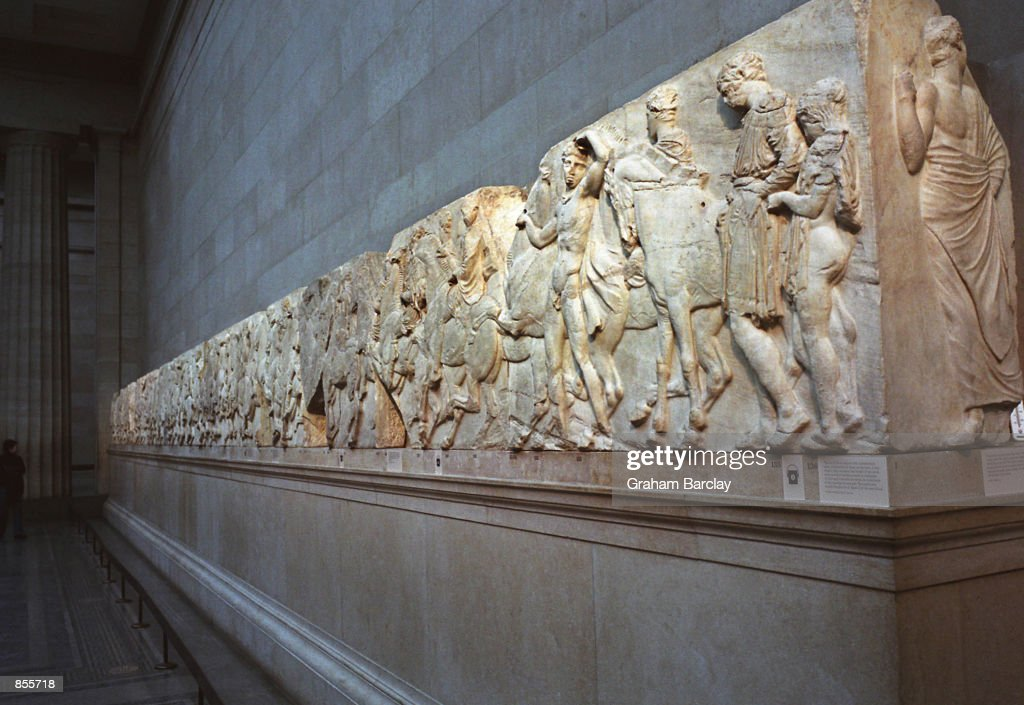 Image result for elgin marbles frieze