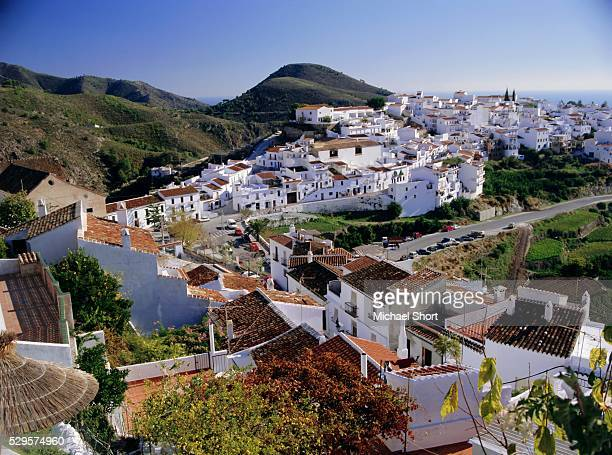 Frigiliana, north of Nerja, Andalucia, Spain
