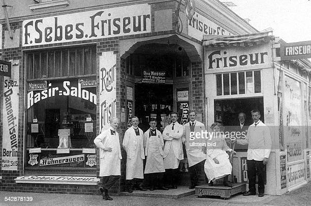 friseursalon stock photos and pictures | getty images