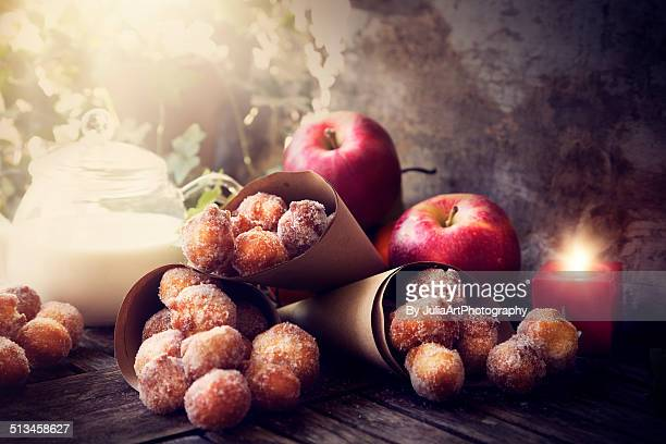 fritter - fritter stock photos and pictures