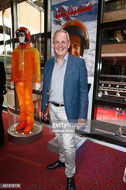 Fritz Egner attends the Willy Bogner Gala as part of Filmfest Muenchen 2014 at Gasteig on June 28 2014 in Munich Germany