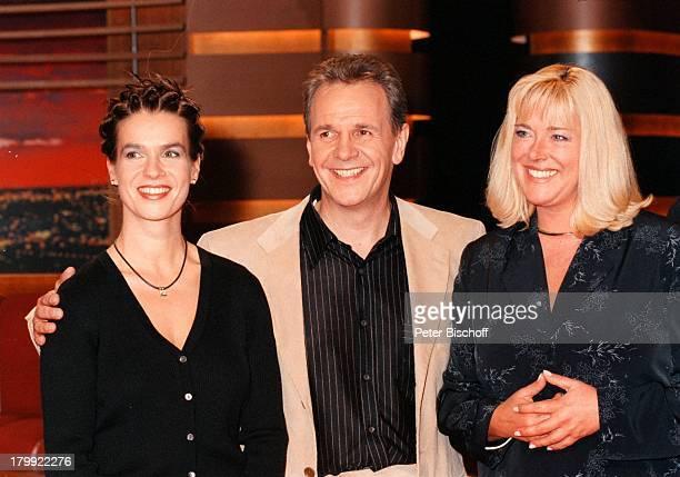 Fritz Egner Katarina Witt Brittavon Lojewski VorsichtKameraSAT1Show