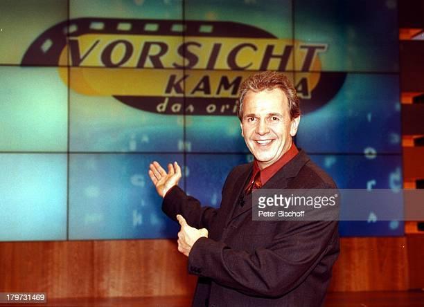 Fritz Egner SAT1Show VorsichtKameraDas Original