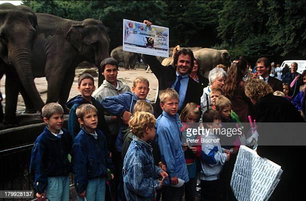Fritz Egner, SOS-Kinderdorf, Kinder, Zoo,,