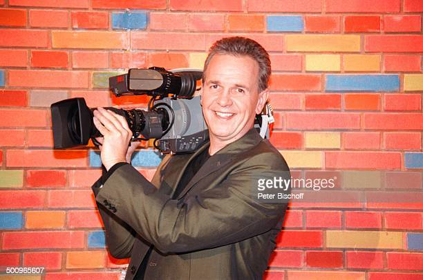 "Fritz Egner, ""Vorsicht Kamera""- Das; Original, SAT.1-Show, Kamera, Studio 100225, Promi,,"