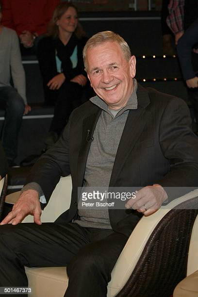 Fritz Egner ZDFTalkshow Markus Lanz HamburgBahrenfeld Deutschland Europa Studio TalkShow Moderator Promi BB CD PNr 030/2014