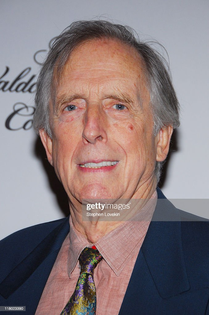 Fritz Weaver during 60th Annual Tony Awards - Cocktail Celebration at The Waldorf Astoria in New York City, New York, United States.