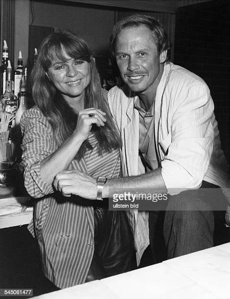 Froboess Cornelia *Saengerin Schauspielerin Dmit Peter Kraus1985