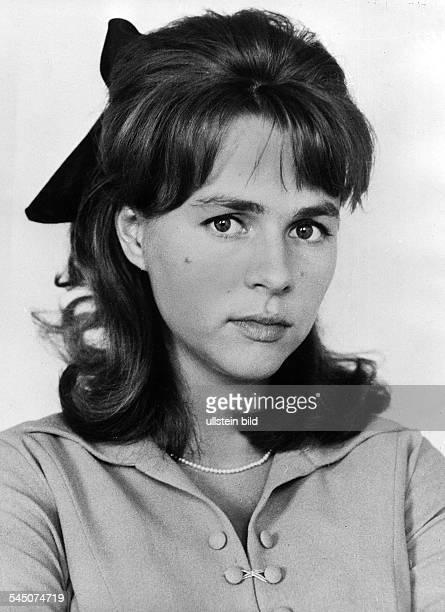 Froboess Cornelia *Saengerin Schauspielerin DPorträt 1969