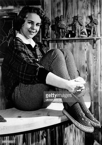 Froboess Cornelia *Singer Actress Germany 1958