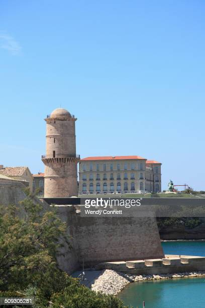 From 2013 the Fort SaintJean is to be a part of the MuCEM