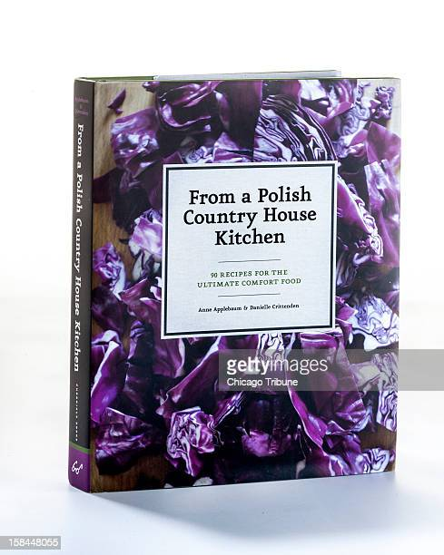 'From a Polish Country House Kitchen' by Anne Applebaum is among the top cookbooks of the year