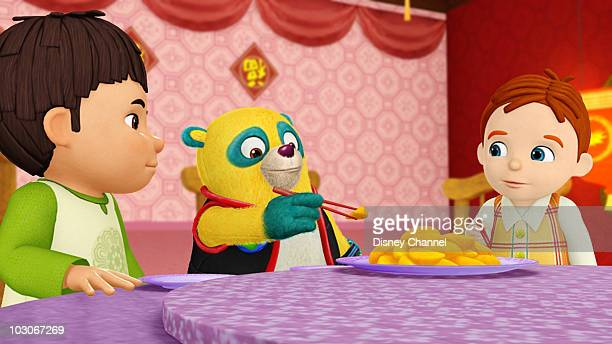 OSO 'From China With Love' Special Agent Oso teams up with new special agent Buffo the Water Buffalo a slightly clumsy and excitable inventor charged...