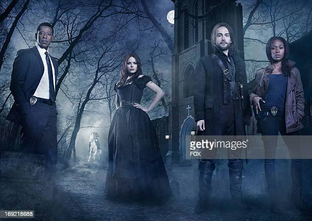 From cocreators/executive producers Alex Kurtzman and Roberto Orci comes the adventure thriller SLEEPY HOLLOW In this modernday retelling of...