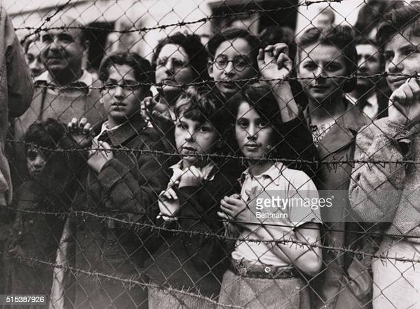 From Concentration Camp At Vittel. British and American were liberated from concentration camp at Vittel. The town was captured by the Third Army....