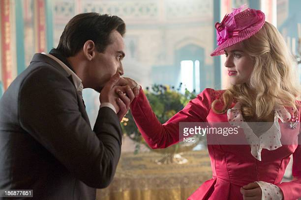 DRACULA 'From Darkness To Light' Episode 104 Pictured Jonathan Rhys Meyers as Alexander Grayson Katie McGrath as Lucy Westenra