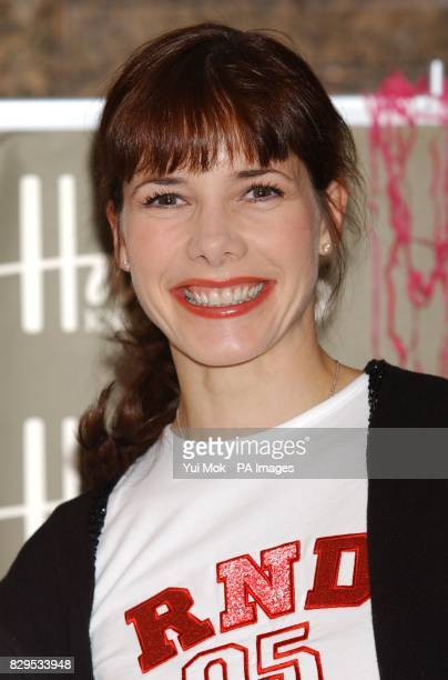 Ballerina Darcey Bussell OBE during a photocall to celebrate the release of Angelina Ballerina's book 'How to be a Ballet Star' with 150 from each...