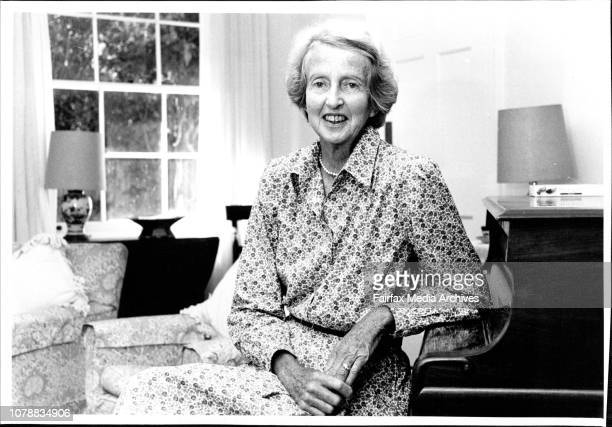 From Fistula Hospital in Ethiopia, Dr. Catherine Hamlin. March 15, 1994. .