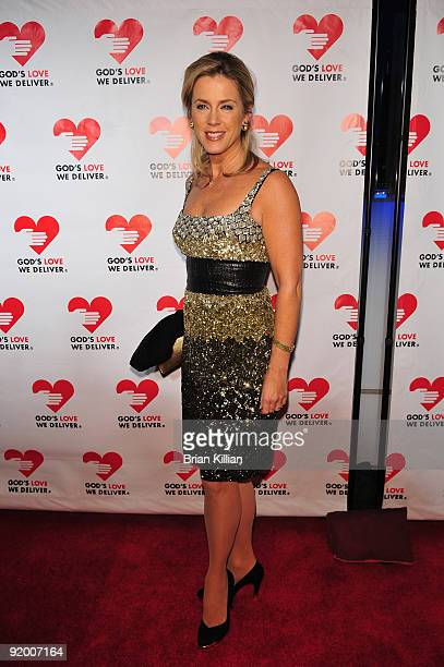From Inside Edition, Deborah Norville attends the 2009 Golden Heart awards at the IAC Building on October 19, 2009 in New York City.