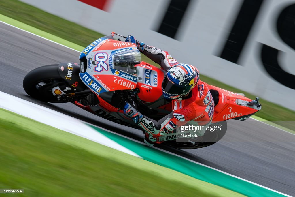 MotoGp of Italy - Free Practice : News Photo
