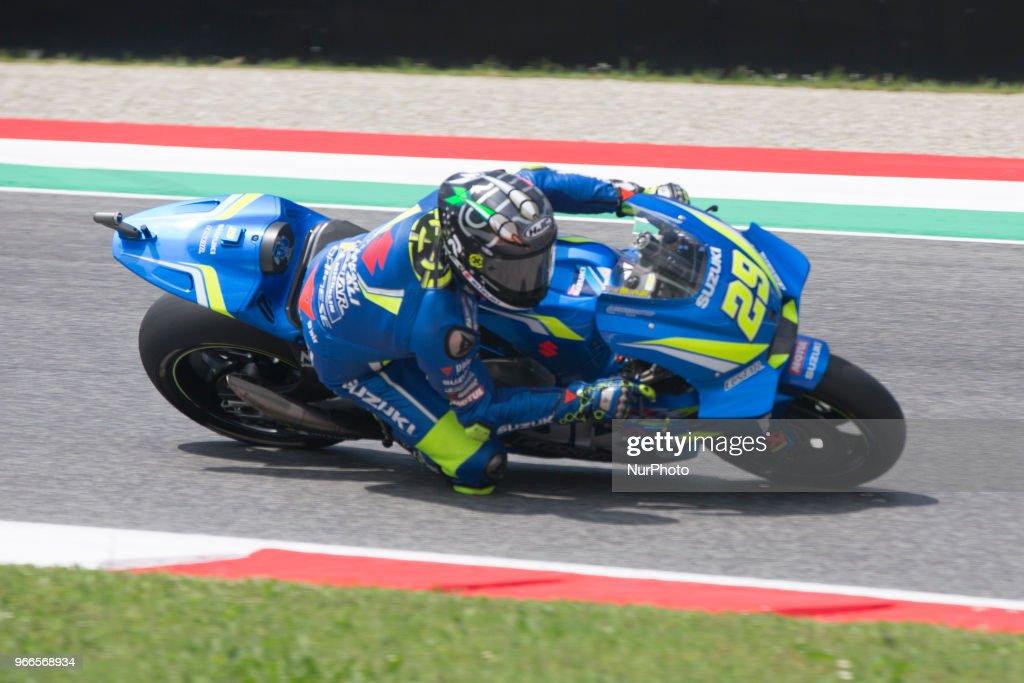 MotoGp Of Italy - Qualifying : News Photo
