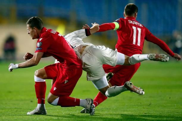 UNS: Belarus v Belgium - 2022 FIFA World Cup Qualifier