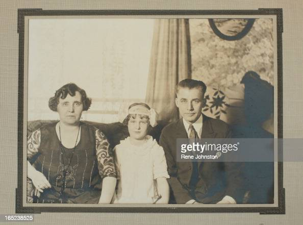 KINTYRE. From L Della Russell, Rita Rich, and Wesley Russell Rita... News  Photo - Getty Images