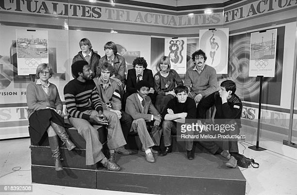 Brigitte Dumont , Bernard Lamitié , Philippe Houvion , Jose Marajo , Thierry Rey , Philippe Riboud , Véronique Trinquet , Jean-Michel Bellot ,...